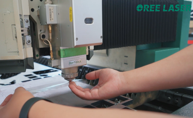 Oree new technology, 40mm stainless steel cutting!(图4)