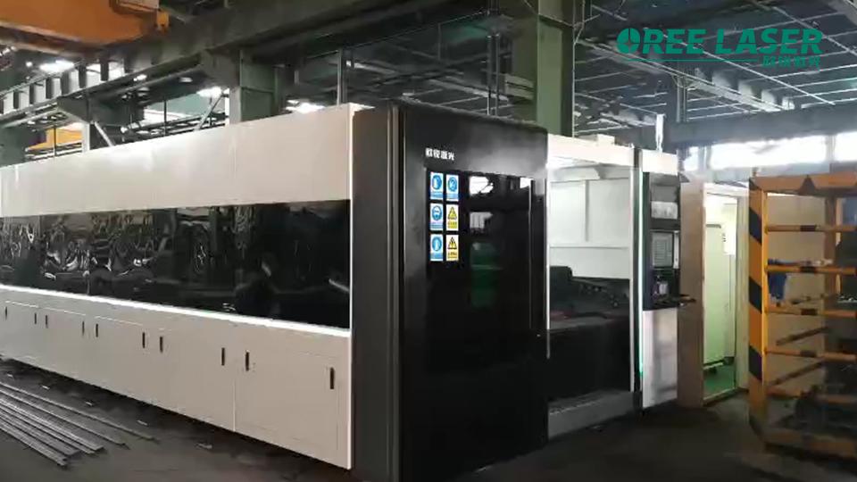 OR-H6020 12000W OREE tem laser de alta potência | Feedback do usuário estrangeiro (图1)