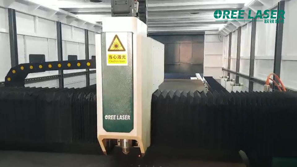 OR-H6020 12000W OREE tem laser de alta potência | Feedback do usuário estrangeiro (图2)