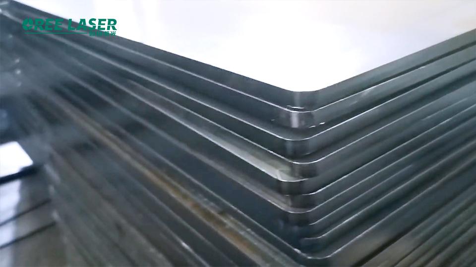 Mais duas máquinas! Operação eficiente de equipamento de corte a laser de 10.000 watts na linha de produção de Qingdao(图3)